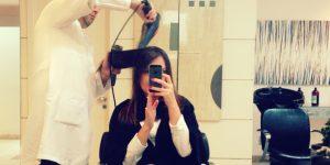 Cuidando dos cabelos de verdade