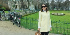 Look do dia: Paris je t'aime