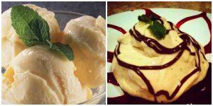 Saúde em foco: receita de sorvete vegano