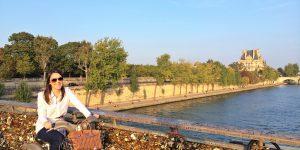 Velib: Pedalando por Paris