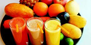 Saúde em foco: suco para manter o bronzeado