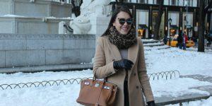 Look do dia: passeando por NY