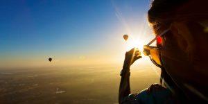 #VisitOrlando: passeio de balão