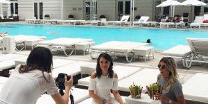 #LariEntrevista: apostas da moda praia com Dandynha Barbosa