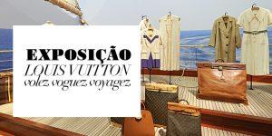 Exposição Louis Vuitton em Paris