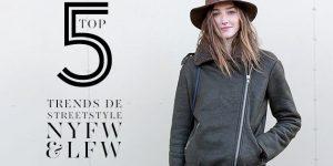 Trends das semanas de moda pra ficar de olho