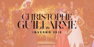 Desfile Christophe Guillarme + Carmen Steffens