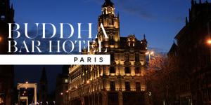 Onde se hospedar em Paris? Buddha Bar Hotel