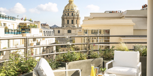 Onde se hospedar em Paris? Le Cinq Codet!
